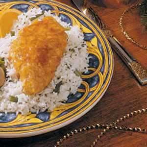 Orange-Glazed Chicken Recipe