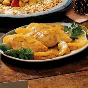 Honey Lime Chicken Recipe