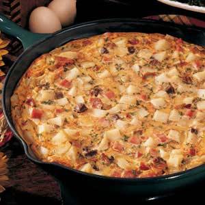 Farmhouse Omelet Recipe