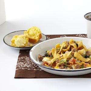 Buttery Corn Muffins Recipe