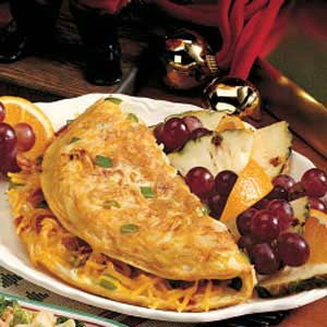 Hash Brown Omelet Recipe