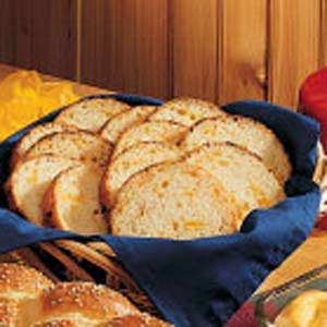 Peppery Cheese Bread Recipe
