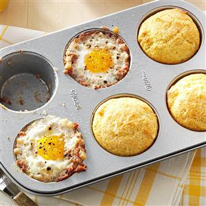 Meal in a Muffin Pan Recipe