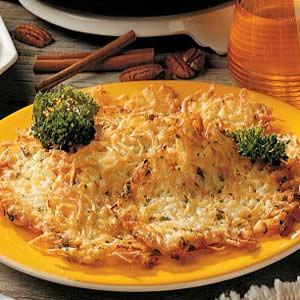 Old-Fashioned Potato Pancakes Recipe