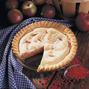 Praline Apple Pie Recipe