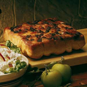 Apple Yeast Bread Recipe