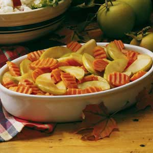 Autumn Casserole Recipe