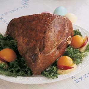 Plum-Glazed Lamb Recipe