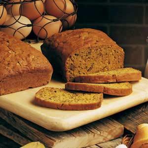 Pumpkin Zucchini Bread Recipe