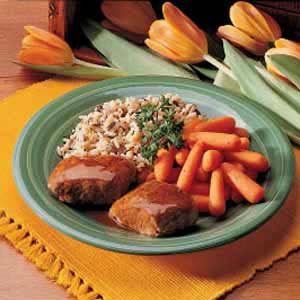 Pork Tenderloin Diane Recipe