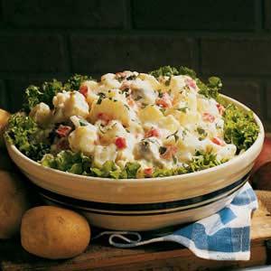 Ranch-Style Potato Salad Recipe