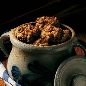 Rhubarb Coconut Cookies Recipe