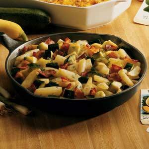 Squash and Potatoes Recipe