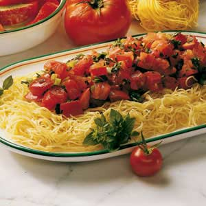 Summer Spaghetti Salad Recipe