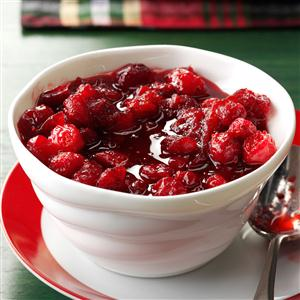 Chipotle-Orange Cranberry Sauce Recipe