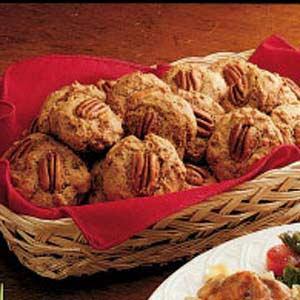 Prune-Pecan Cookies Recipe