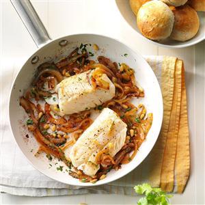 Pan-Seared Cod Recipe
