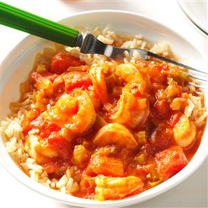 Quick easy new orleans shrimp recipe taste of home quick easy new orleans shrimp recipe forumfinder Image collections