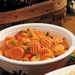 Quick Carrots Recipe