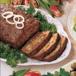 Company Meat Loaf Recipe