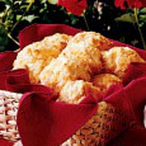 Quick Cheese Biscuits Recipe