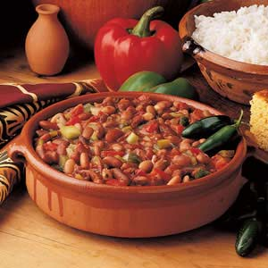Potluck Red Beans and Rice Recipe