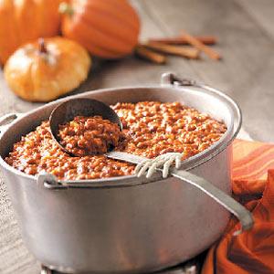 Pumpkin Chili Recipes