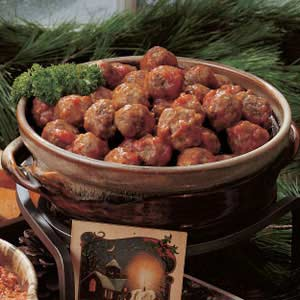 Snappy Cocktail Meatballs Recipe