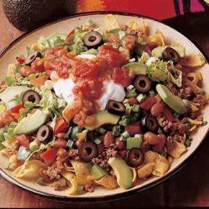 Terrific Taco Salad Recipe