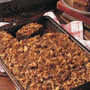 Crunchy-Top Gingerbread Recipe