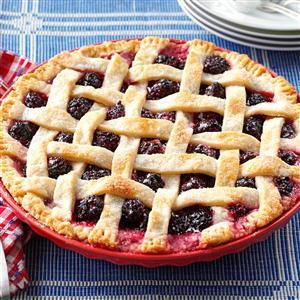 Oregon S Best Marionberry Pie Recipe Taste Of Home