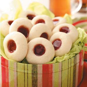 Strawberry Cream Cookies Recipe
