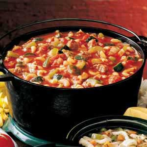 Spicy Zucchini Soup Recipe