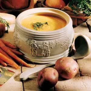 Golden Autumn Soup Recipe