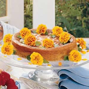 Marigold Cake Recipes