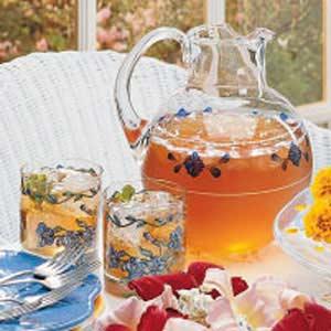 Rose Geranium Punch Recipe