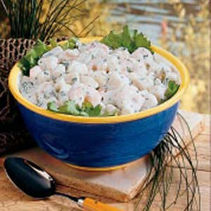 Shrimp Potato Salad Recipe