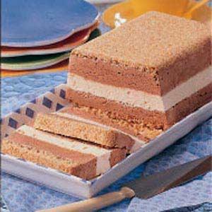 Chocolate Peanut Ice Cream Dessert Recipe