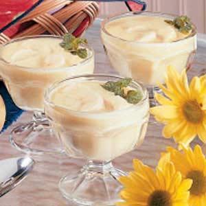 Banana Custard Pudding Recipe