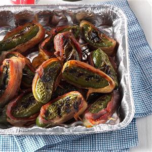 Bacon Cheddar Jalapenos Recipe