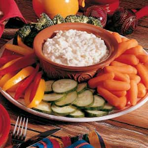 Mozzarella Dip Recipe