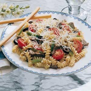 Beef and Pasta Salad Recipe