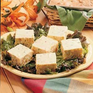 Picnic Potato Squares Salad Recipe