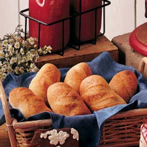 Mini French Loaves Recipe