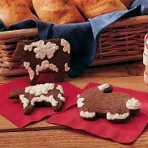 Chocolate Farmyard Cookies Recipe