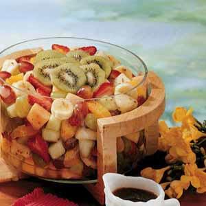 Anise Fruit Salad Recipe