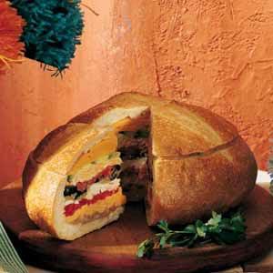 Fiesta Loaf Recipe