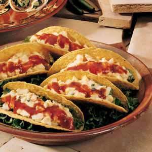 Egg Salad Tacos Recipe
