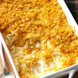 Quick & Easy au Gratin Potatoes Recipe