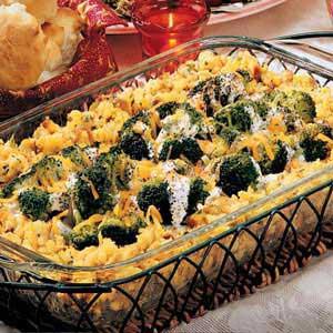 Broccoli Elegant Recipe